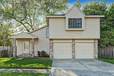 Pearland Single Family Home For Sale: 1142 Woodbridge Avenue