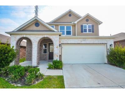 Katy Single Family Home For Sale: 3718 Aubergine Springs Lane