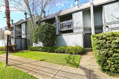 Houston Condo/Townhouse For Sale: 5076 Glenmont Drive #B10