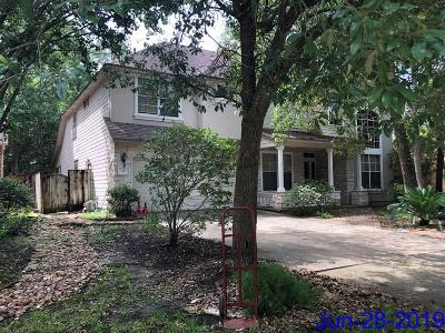 The Woodlands Single Family Home For Sale: 30 Howell Creek Place