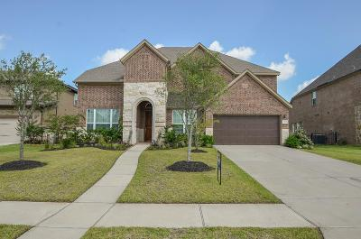 Katy Single Family Home For Sale: 25802 Oakwood Knoll