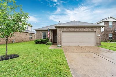 Manvel Single Family Home For Sale: 6 Garden Springs Court