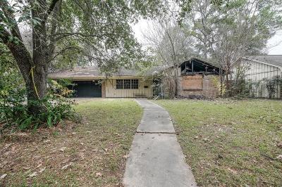 Houston Single Family Home For Sale: 12910 Traviata Drive