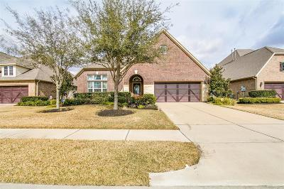 Pearland Single Family Home For Sale: 12203 Harmony Hall Court