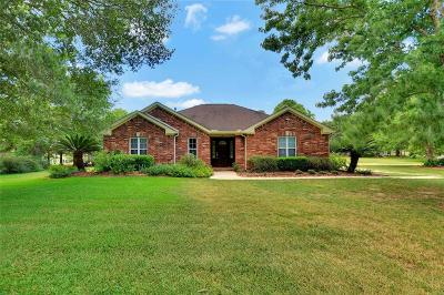 Montgomery Single Family Home For Sale: 8142 Hills Parkway