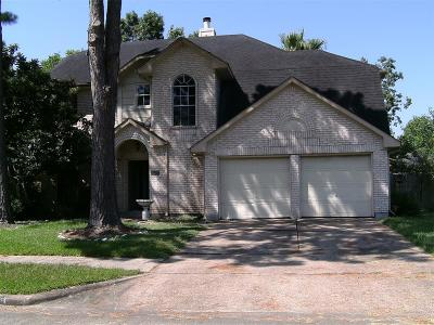 Pearland Single Family Home For Sale: 2146 Tower Bridge Road