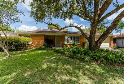 Houston Single Family Home For Sale: 2806 Linkwood Drive