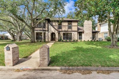 Missouri City Single Family Home For Sale: 3622 W Creek Club Drive