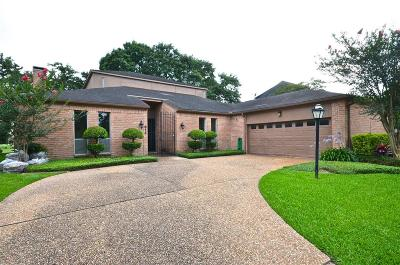 Sugar Land Single Family Home For Sale: 614 Longview Dr