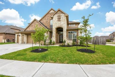 Tomball Single Family Home For Sale: 9902 Easterwood Trail