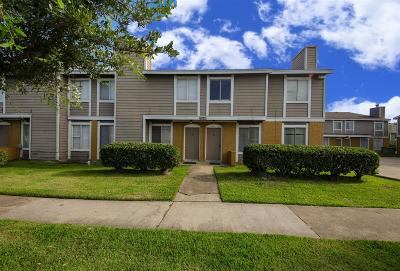 Houston Multi Family Home For Sale: 12646 Ashford Meadow Drive #4
