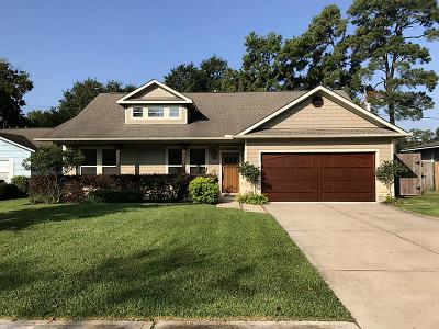 Houston Single Family Home For Sale: 1123 Prince Street