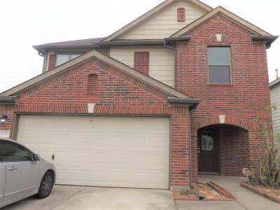 Single Family Home For Sale: 6814 Rustic Pecan Lane