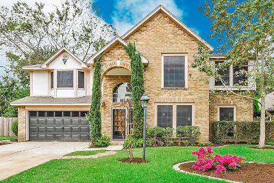 Single Family Home For Sale: 8018 Honeyfield Lane