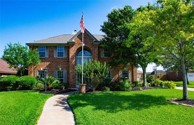 Lake Jackson Single Family Home For Sale: 214 Violet Ln