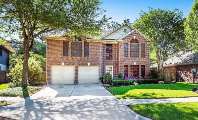Cypress TX Single Family Home For Sale: $218,000