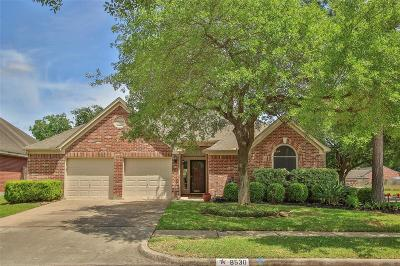 Single Family Home For Sale: 8530 Waiting Spring Lane