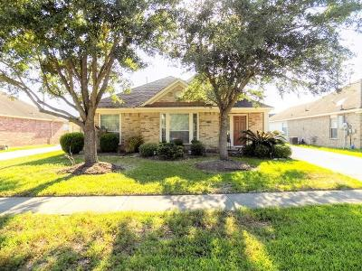 Missouri City Single Family Home For Sale: 2710 Troy Drive