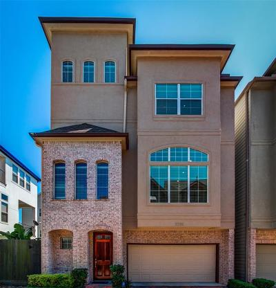 Houston Single Family Home For Sale: 2708 Sherwin Street