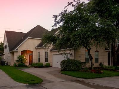 Houston Single Family Home For Sale: 3203 Lakeside Trail