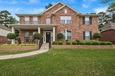 Conroe Single Family Home For Sale: 1724 Summergate Drive