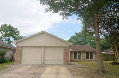 Cypress Single Family Home For Sale: 14207 Rosetta Drive