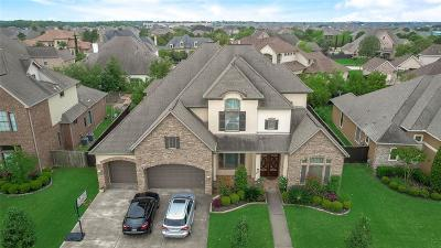 Katy Single Family Home For Sale: 26111 Monarch Meadow Court