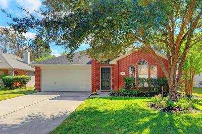 Spring Single Family Home For Sale: 4826 Aquagate Drive