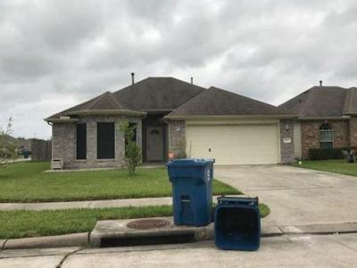 Dickinson Single Family Home For Sale: 4007 Blueberry Court