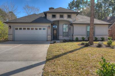 Willis Single Family Home For Sale: 13033 Point Aquarius Boulevard