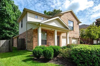 Summerwood Single Family Home For Sale: 14523 Eastern Redbud Lane