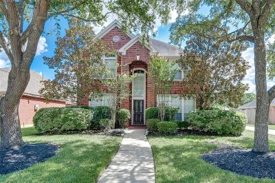 Cinco Ranch Single Family Home For Sale: 3223 Sage Terrace