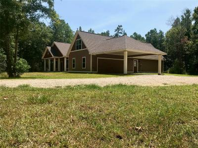Dayton Single Family Home For Sale: 603 County Road 632