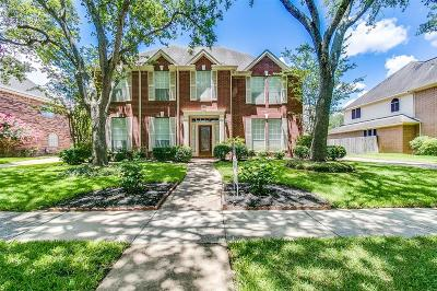 Sugar Land Single Family Home For Sale: 3910 Bountiful Crest Lane