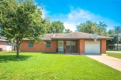 Texas City Single Family Home For Sale: 3029 8th Avenue N