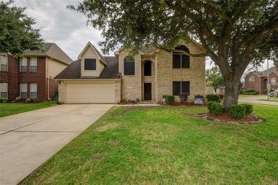 La Porte Single Family Home For Sale: 10502 Spencer Landing N