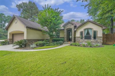 Conroe Single Family Home For Sale: 135 Springs Edge Drive