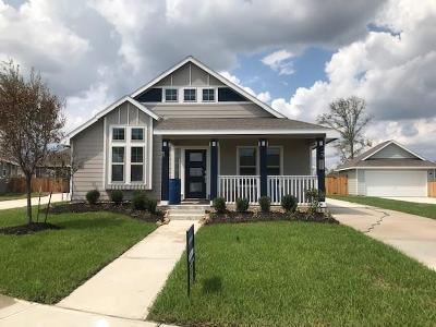 Humble Single Family Home Pending: 12511 Highgrove Springs Drive