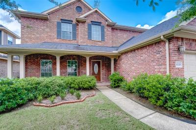 Houston Single Family Home For Sale: 8119 Pavona Ridge Lane