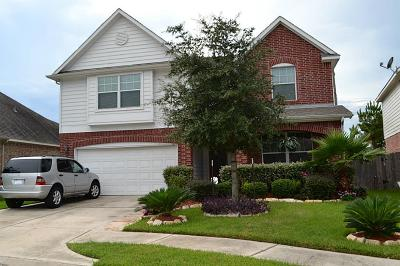 Houston Single Family Home For Sale: 4907 Trailing Clover Court