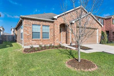 Katy Single Family Home For Sale: 2823 Mustang Hill Lane