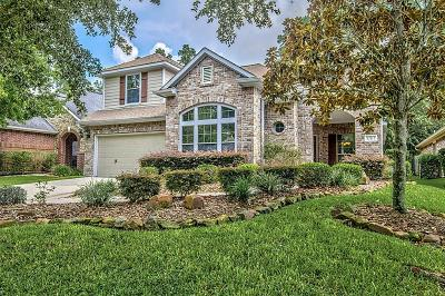 Kingwood Single Family Home For Sale: 22112 Iron Knoll Drive