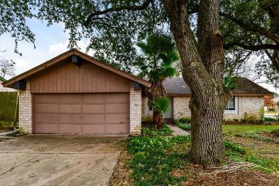 Houston Single Family Home For Sale: 11515 Lansbury Drive