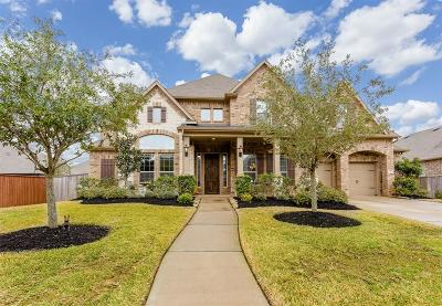 Richmond Single Family Home For Sale: 8911 Sage Thistle Trail