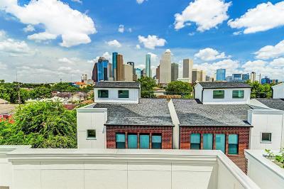 Houston Single Family Home For Sale: 1412 Ruthven Street