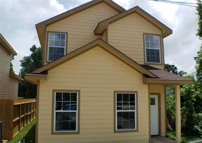 Single Family Home For Sale: 16633 E Hammon