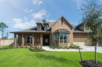 Tomball Single Family Home For Sale: 12422 Fort Isabella