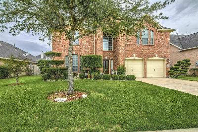 Pearland Single Family Home For Sale: 7503 Quiet Trace Lane