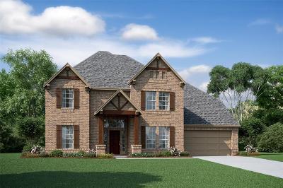 Richmond Single Family Home For Sale: 20715 Barrington Meadow Trace