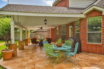 Houston Single Family Home For Sale: 15219 Chimney Hill Circle